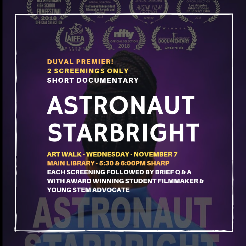 DUUUVAL Premier of Astronaut Starbright Documentary